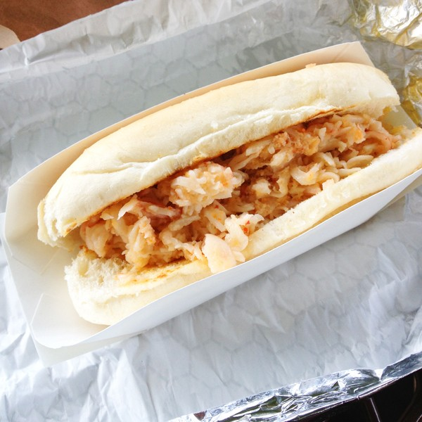 Connecticut Lobster Roll: Lake Zoar Drive-In