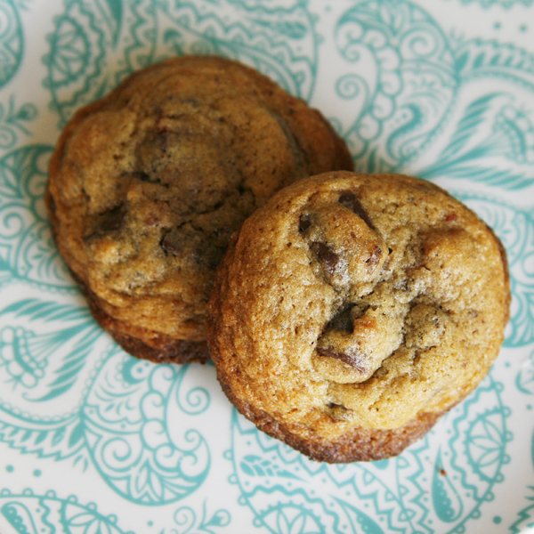Bacon Chocolate Chunk Cookies from above