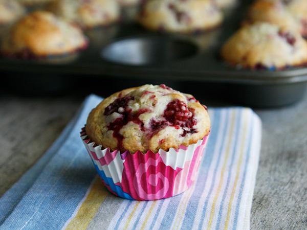 Raspberry Muffins SCB