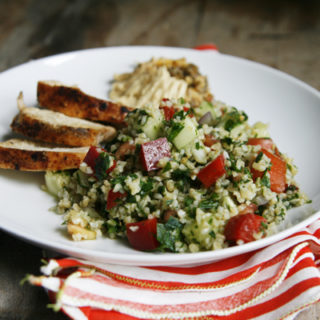Very Veggie Tabbouleh