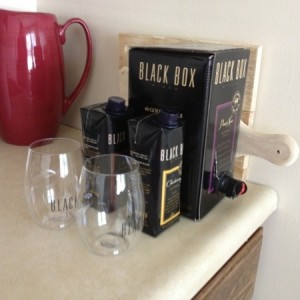"Big News (and Black Box Wines ""Lose the Bottle"" Campaign)"