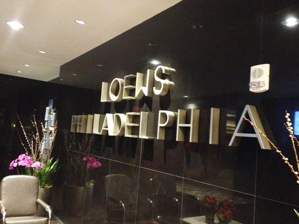 Loews Philadelphia Vault