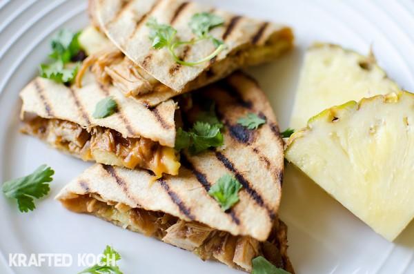 Crock-pot-BBQ-Chicken-Pineapple-Quesadillas-3-copy