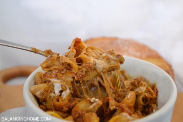 03 - Balancing Home - Slow Cooker Chili mac