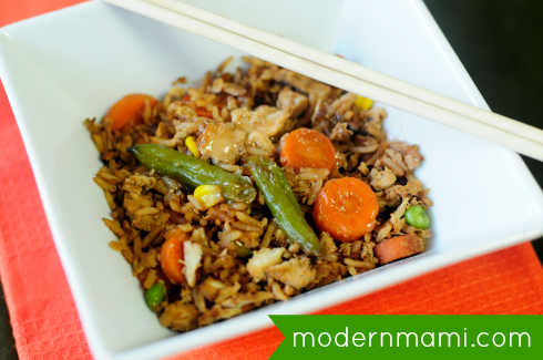 13 - Modern Mami - Chicken Fried Rice