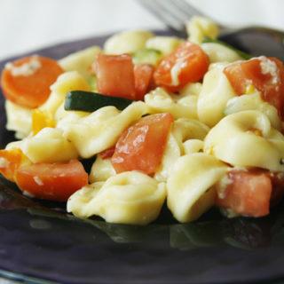 Very Veggie Tortellini