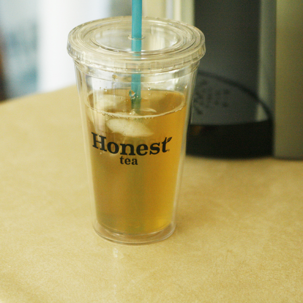 Iced Keurig Honest Tea