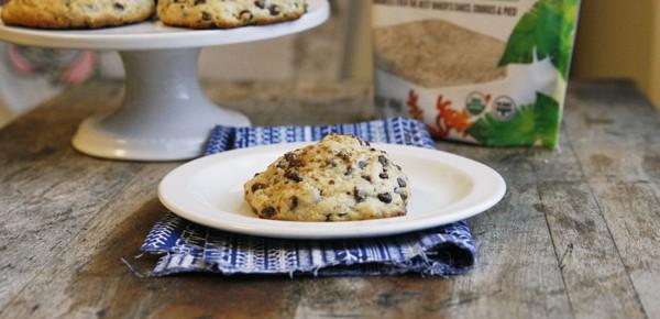 Chocolate Chip Buttermilk Muffin Tops