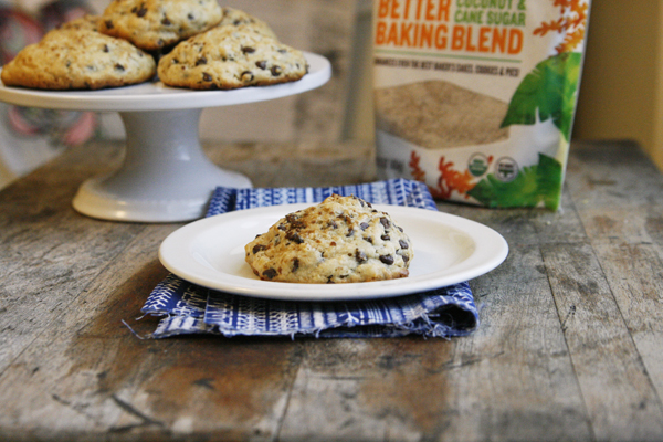 Chocolate Chip Buttermilk Muffin Tops