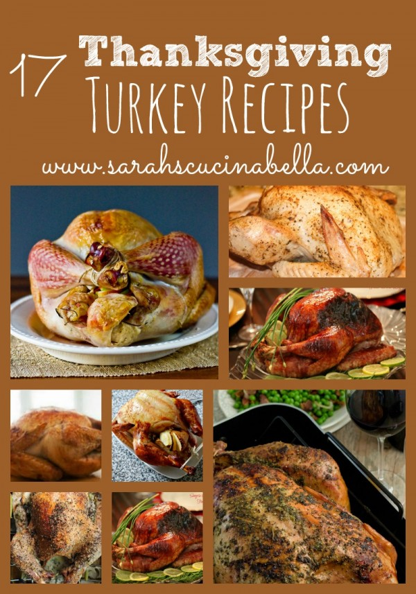 17 Thanksgiving Turkey Recipes