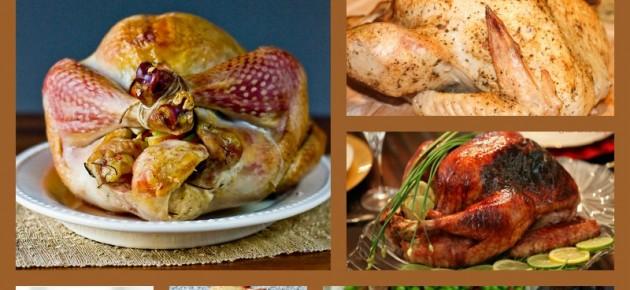 17 Thanksgiving Turkey Recipes
