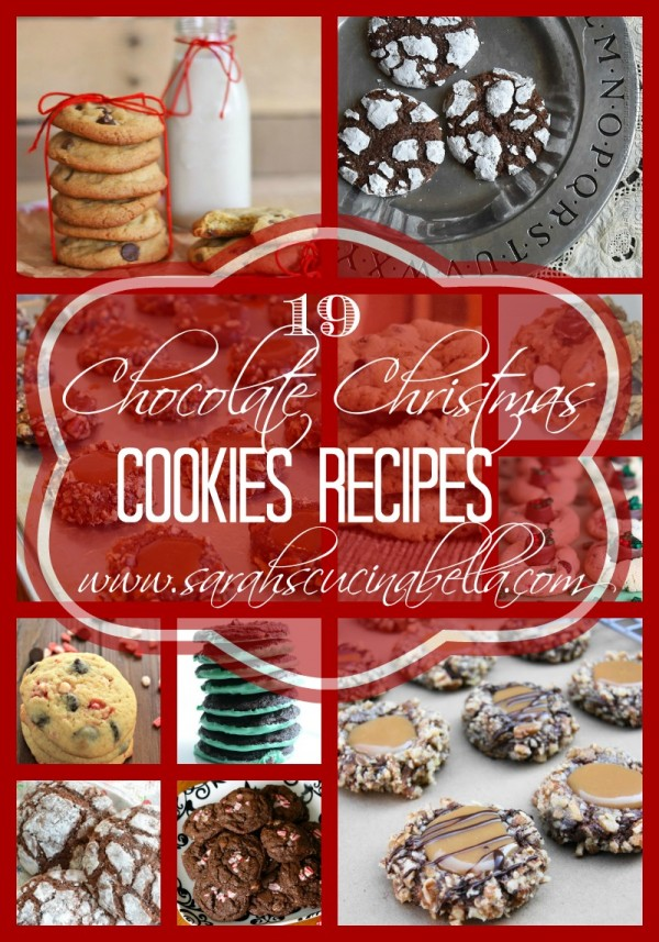 19 Chocolate Christmas Cookies Recipes