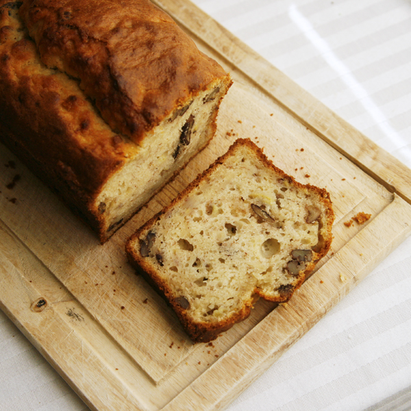 Banana Pecan Quick Bread