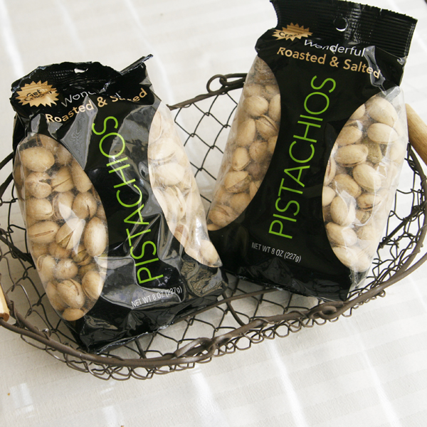 Pistachios For Snacking