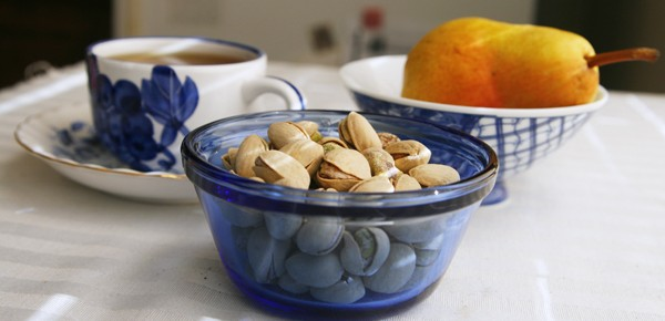 Ideas for Afternoon Snacks with Pistachios