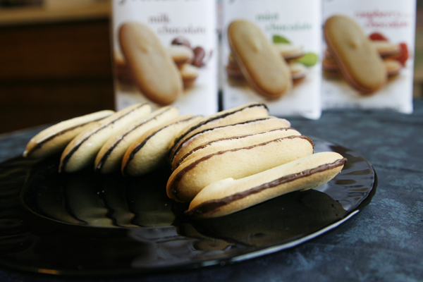Savoring a Moment with Milano Cookies