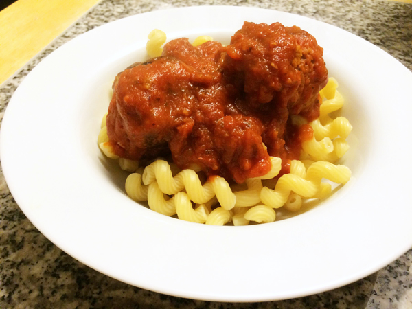 Hearty Turkey Meatballs