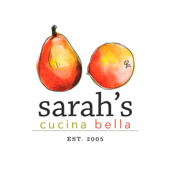 Sarahs Cucina Bella Logo