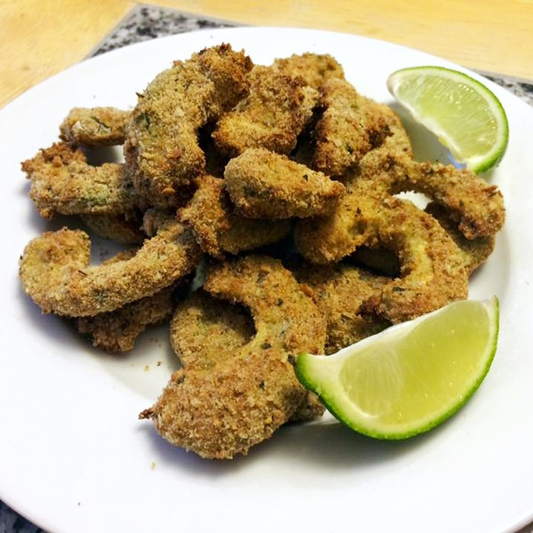 avocado fries recipe