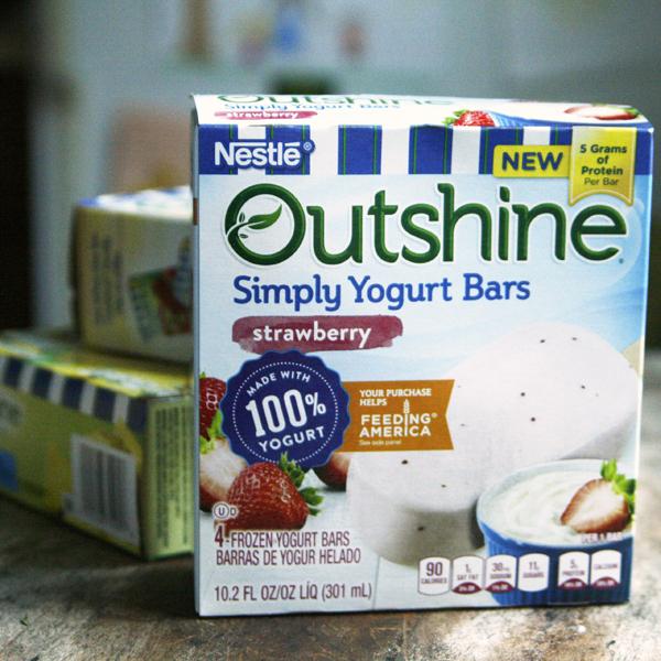 Outshine Frozen Bars