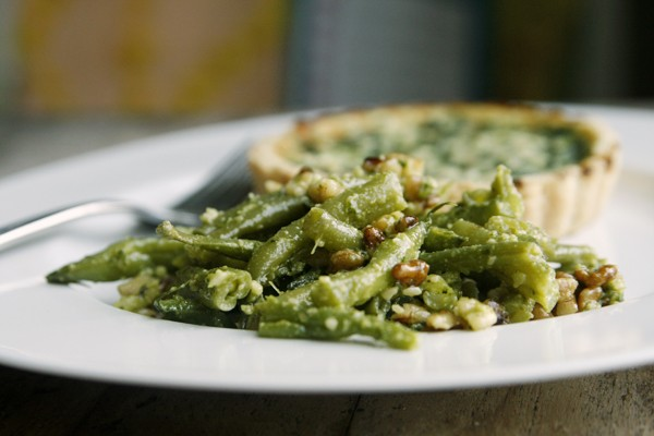 Pesto Green Bean Salad