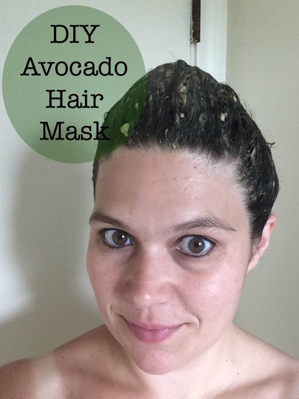 Nourishing DIY Avocado Hair Mask