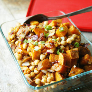 Recipe for Spicy Chipotle Sweet Potato Salad