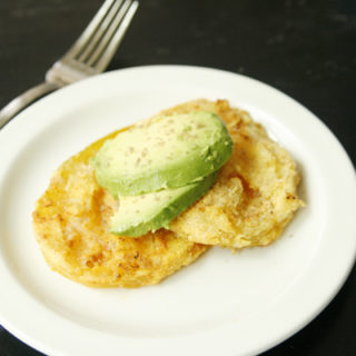 Baked Fried Green Tomatoes