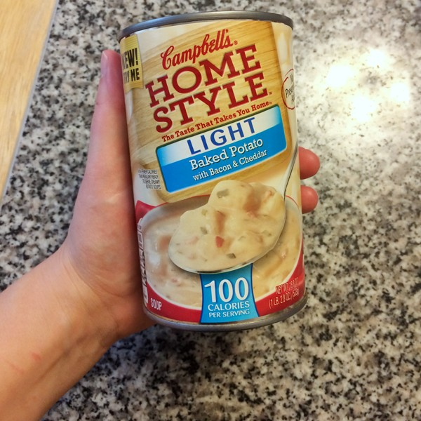 Campbells Homestyle Light Baked Potato Soup