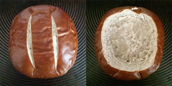 How to Make Mini Pretzel Bread Bowls