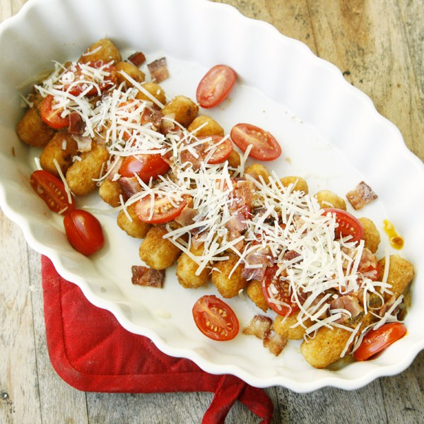 Loaded Mozzarella Sticks Recipe