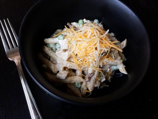Chicken Bacon Ranch Pasta Recipe
