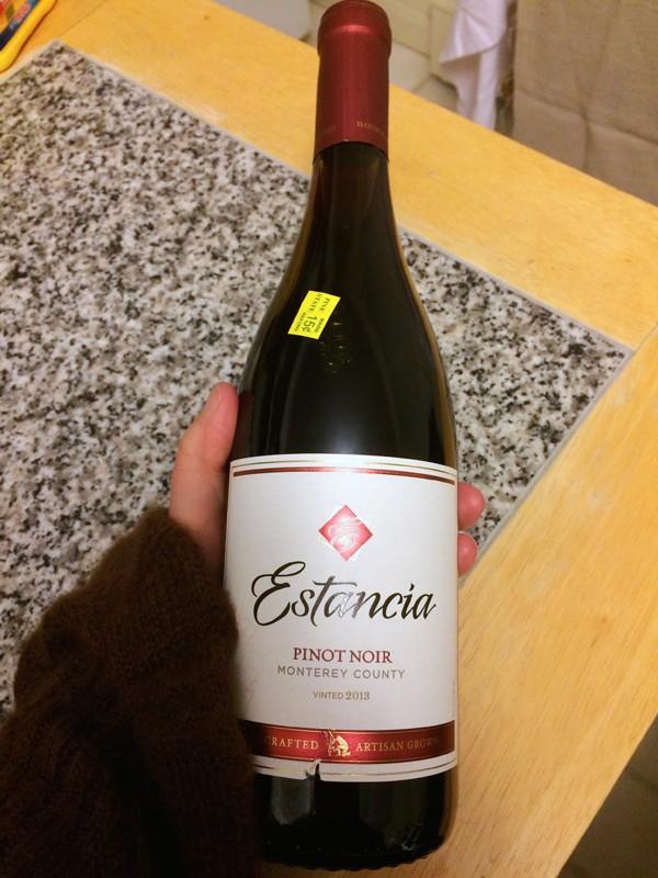 Estancia Wine