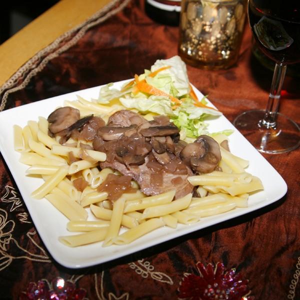Pinot Noir Chicken Recipe