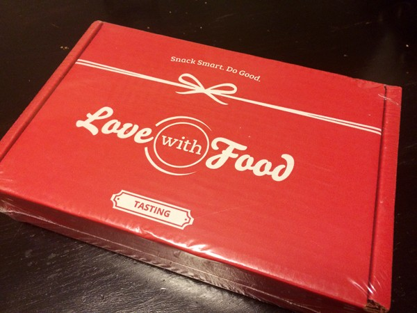 Inside my First Love with Food Box (A Review)