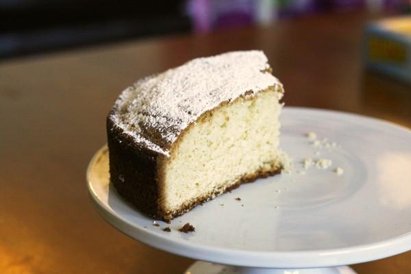 Olive Oil Tea Cake
