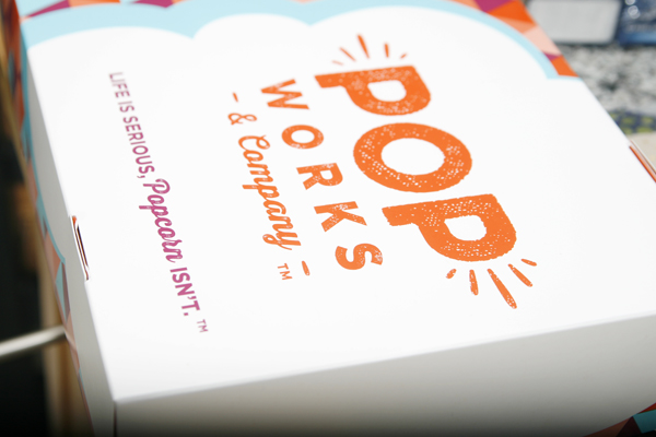 pop works logo