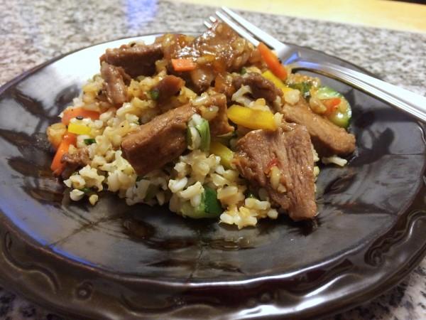 Lean Cuisine Korean Beef