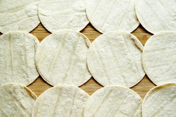 Corn Tortillas for Enchiladas