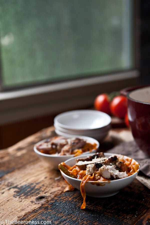 One-Pot-Tomato-Parmesan-Brown-Ale-Fettuccini-with-Chicken3