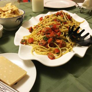 Bucatini Pomodoro Recipe