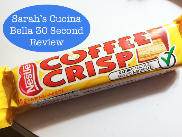Nestle Coffee Crisp Review