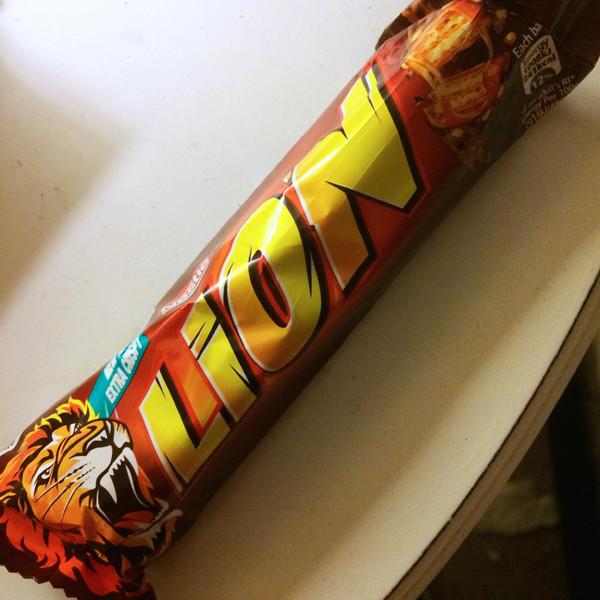 Nestle Lion Bar Review