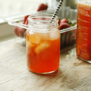 Strawberry Iced Tea Lemonade