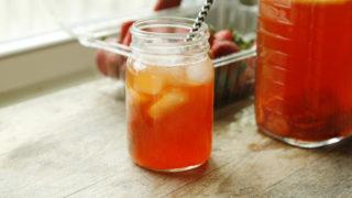 Strawberry Iced Tea Lemonade