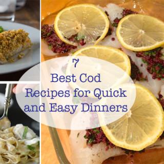 Best Cod Recipes