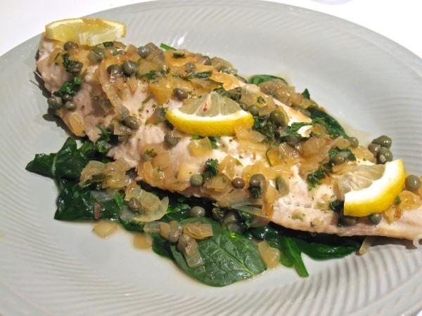 Baked Lemon Herb Cod | Sarah's Cucina Bella