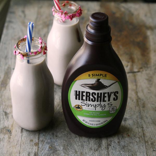 Hersheys Simply 5 Chocolate Milk