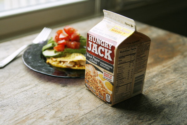 Hungry Jack Hash Browns