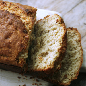 Peanut Butter Banana Bread Recipe - A Quick Bread
